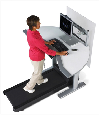 Furniture Technology In Walkstation Library Today Mediascape Offer Latest In Technology