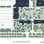 Lower Quadrangle Plans Take Shape; Summer-long Landscaping Project Slated