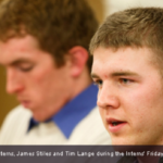 …of a Leadership Intern