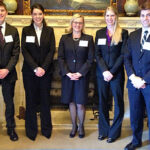 Student-team Presents Innovation Scholars Recommendations to Mayo Clinic